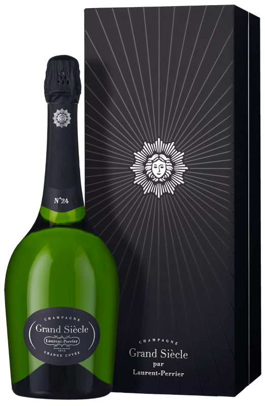Champagne Laurent-Perrier Grand Siècle Iteration 24 (in gift box) NV