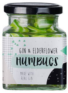 Gin & Elderflower Humbugs