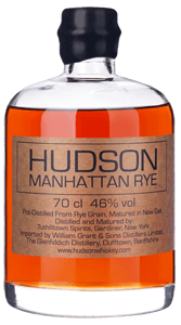 Hudson Manhattan Rye Whiskey (70cl)