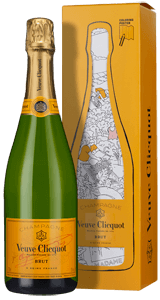 Champagne Veuve Clicquot Brut Yellow Label Artist