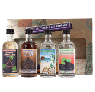 Unique-y Gin Gift Set (4x5cl)