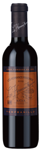 Los Hermanos Manzanos Oak-Aged Rioja (half bottle) 2019