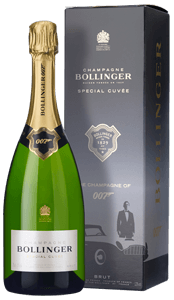 Champagne Bollinger Special Cuvée 007 Limited Edition Brut (in gift box)