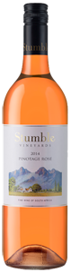 Stumble Vineyards Pinotage Rosé 2014
