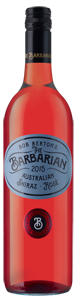 Barbarian Shiraz Rosé 2015