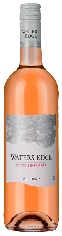 Waters Edge White Zinfandel NV