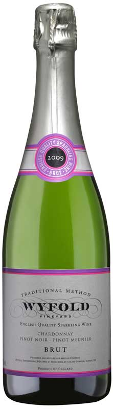 2009 Wyfold Vineyard Sparkling Wine,England