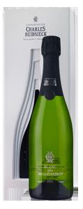 Charles Heidsieck Blanc de Millénaires 1995 Champagne,France