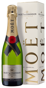 Champagne Moët & Chandon Brut Impérial (half bottle) (gift box)