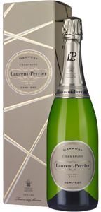 Champagne Laurent-Perrier Demi-Sec Harmony (in gift box)