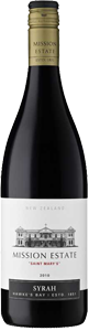 2010 Mission Estate Saint Mary's Syrah