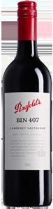 Penfolds Bin 407 Cabernet Sauvignon Australian Red Wine