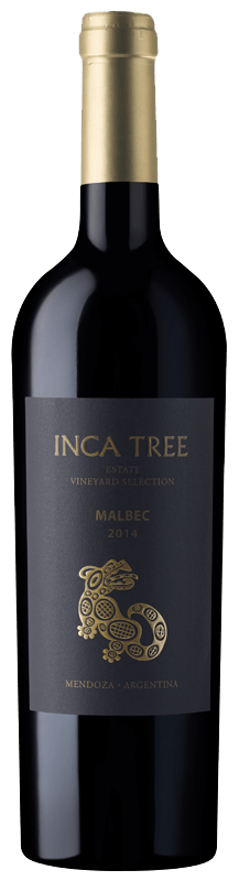 Inca Tree Estate Vineyard Selection Malbec 2014