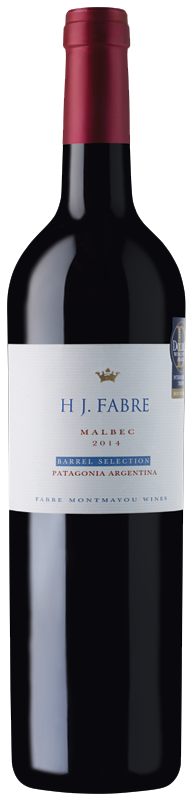 H J. Fabre Barrel Selection Malbec 2014