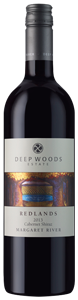 Deep Woods Estate Redlands Cabernet Sauvignon Shiraz 2013
