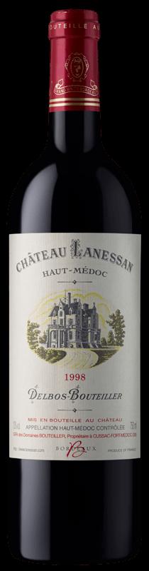 Ch teau lanessan 1998 laithwaites wine for Chateau lanessan