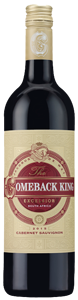 The Comeback King Cabernet Sauvignon 2015