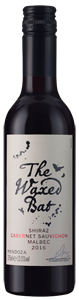 The Waxed Bat Shiraz Cabernet Sauvignon Malbec (half bottle) 2016