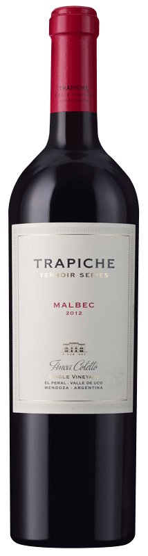 Trapiche Terroir Series Finca Coletto Single Vineyard 2012