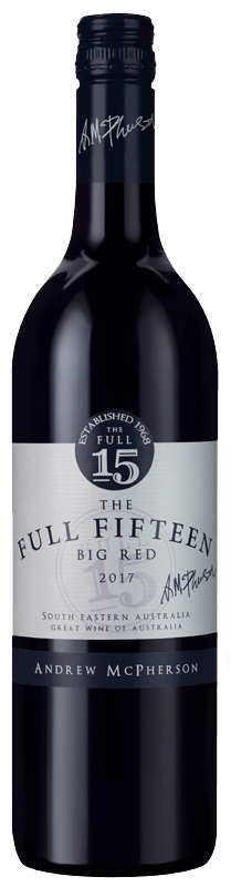 Andrew McPherson's The Full Fifteen 2017