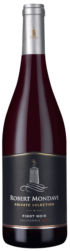 Robert Mondavi Private Selection Pinot Noir 2015