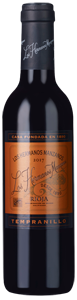 Los Hermanos Manzanos (half bottle) 2017