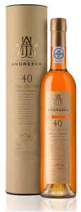 Andresen 40-Year-Old White Port (50cl)