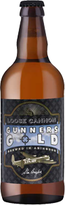 Loose Cannon Gunners Gold (50cl)