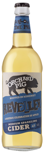 Orchard Pig 'Reveller' Medium Sparkling Cider (50cl)
