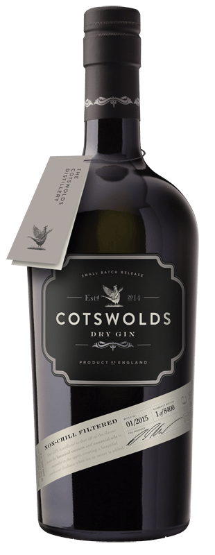 Cotswolds Dry Gin (70cl) NV