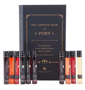 Barao de Vilar Book of Port Gift Set (10 x 6cl)