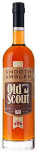 Smooth Ambler Old Scout Straight Bourbon Whiskey (70cl) NV