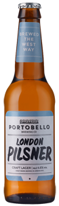 Portobello Brewing Co. London Pilsner (33cl)