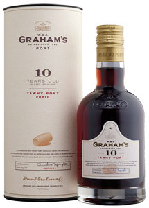 Graham's 10 year Old Tawny Gift Set (20cl)