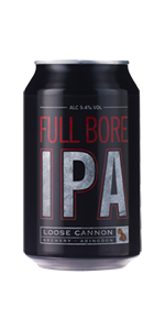 Loose Cannon Full Bore India Pale Ale (33cl can)