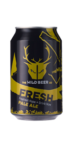 The Wild Beer Co Fresh Pale Ale