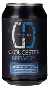 Gloucester Brewery Session India Pale Ale (33cl can)