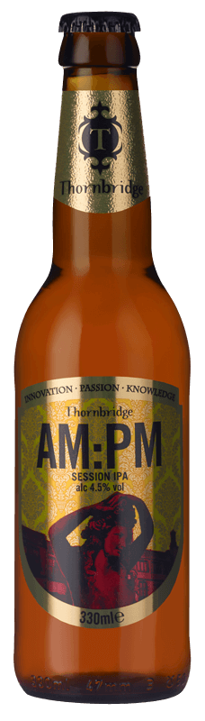 Thornbridge Brewery AM:PM Session IPA (33cl bottle) NV