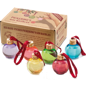 Pickerings Gin Baubles (6x5cl)