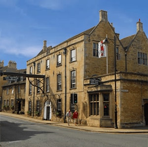 The George of Stamford Wine and Dinner Evening, October