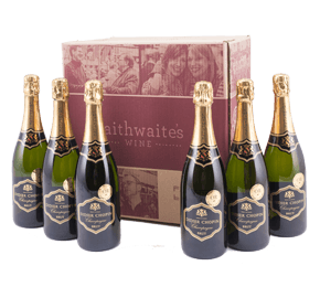 Six Bottles Didier Chopin Brut NV Champagne