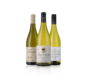 Top Estate Chablis Trio