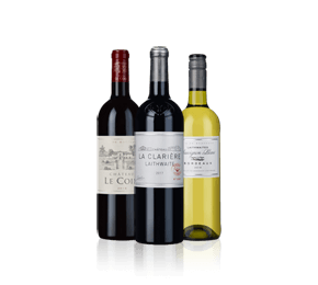 Bordeaux Tasting Trio – 6th May Virtual Tasting Event