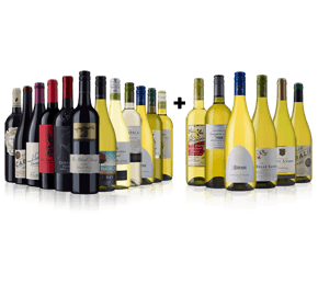 Bestsellers Mixed Case (12) + French Summer Whites (6)
