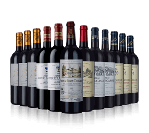 Mature Bordeaux Mix