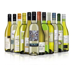 Wine The Sale Collection Whites Case