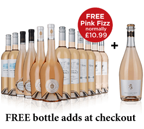 Provence Mix + FREE PS Pétillant Rosé Collection
