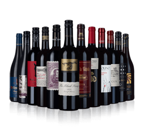 Christmas Red Wines