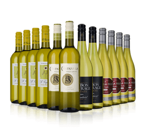 Wine Rack Favourites Whites Sale Mix
