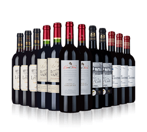 Mature Bordeaux Collection